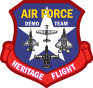 Air Force Heritage logo